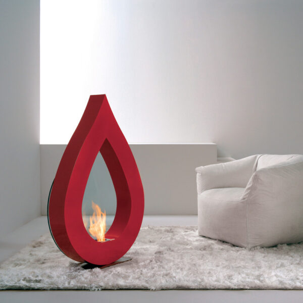 Bioethanol Fireplaces for Heating with Design and Simplicity