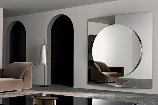 How to Choose the Mirror Suitable for Your Home between Modern and Baroque Design