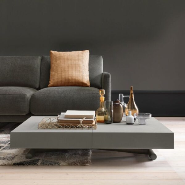 Coffee Table or Dining Table? Today You Can Have Both in a Single Solution!